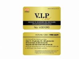 Thẻ PVC 3